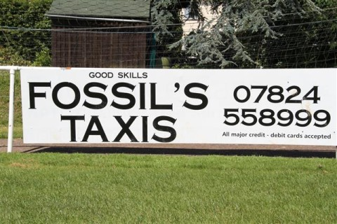 Fossil's Taxis