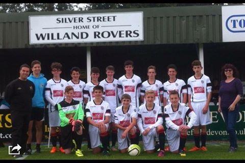 willand Rovers Under-15s