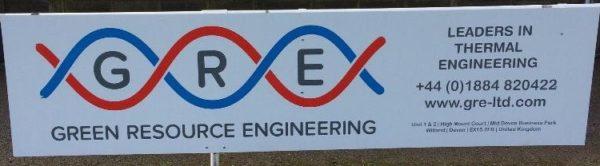G R E   Green Resource Engineering