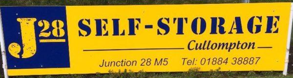 J28 SELF-STORAGE.  Cullompton